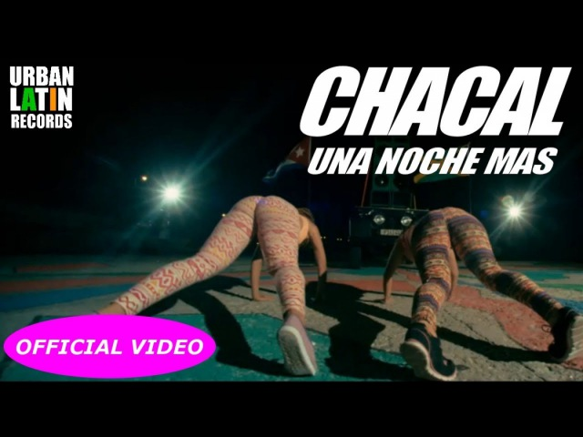 CHACAL Ft. MICHEL MIGLIS - UNA NOCHE MAS (cover Ace Of Base)