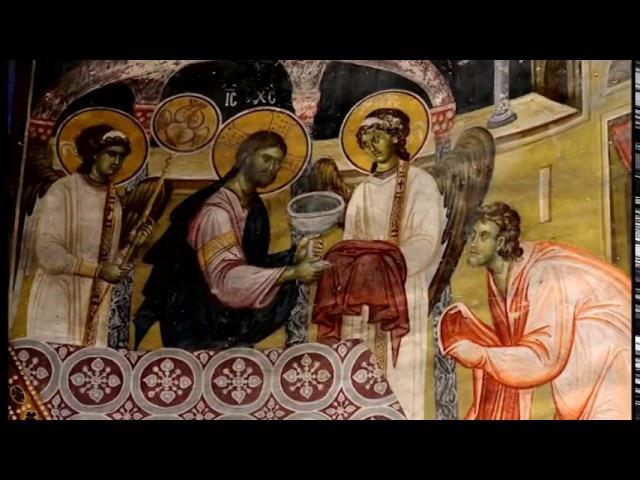 Литургия Часть 9 Тело и Кровь Христовы ПРИЧАСТИЕ