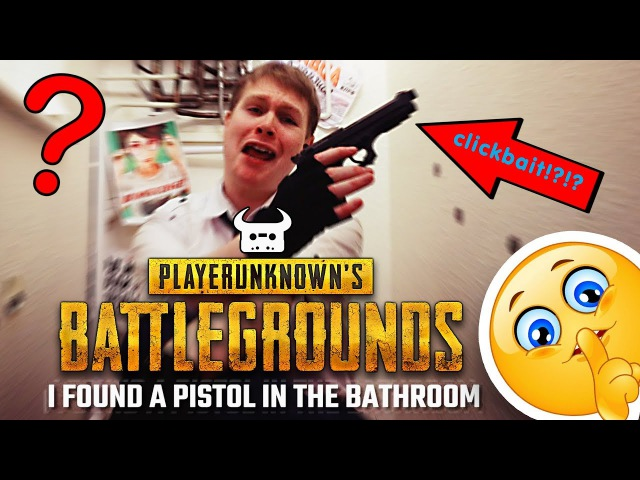 Dan Bull feat. Bonecage | BATTLEGROUNDS RAP | PUBG SONG: Pistol In The Bathroom