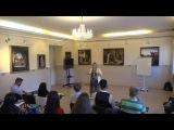 Отзыв Татьяна Самуревич о курсе ораторского искусства ORATORIS тренер Антон Духовский