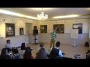 Отзыв Леонид Юденков о курсе ораторского искусства ORATORIS тренер Антон Духовский