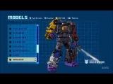 Transformers Devastation - All Transformations (Autobots  Decepticons) HD