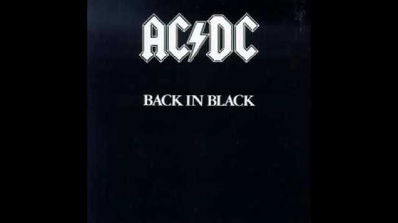 AC DC Back in Black Full Album Full HD 1080p YouTube