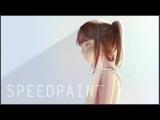Yandere Simulator Speedpaint  Yandere-chan's childhood