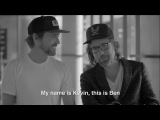 A&ampR Angels Teaser Kevin Drew and Ben Kowalewicz
