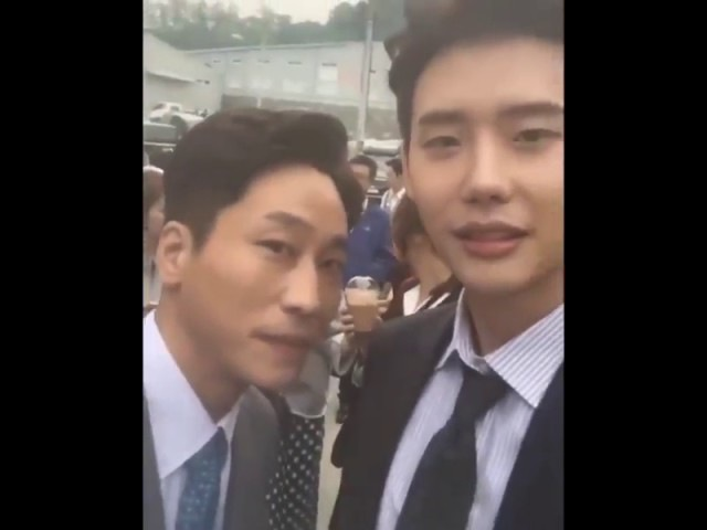 [Instagram Live] May 12, 2017 LeeJongSuk