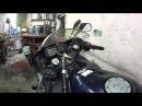 Штоковый демпфер руля LSL на Honda CBR600 F4i. Обзор.