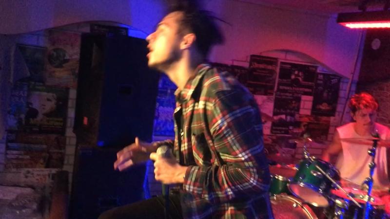 DENOI(Чехия) в рок-баре 777 15.10.2017