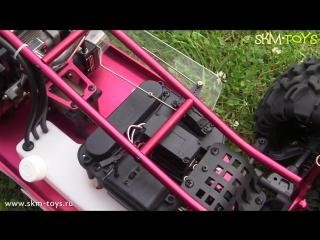 Внедорожник бензиновый VRX RACING с демонстрацией