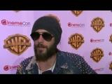 29.03.2017 • Интервью | AP | CinemaCon | Лас-Вегас, США