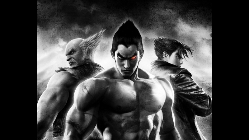 Tekken: Кровная месть. (The resistance)
