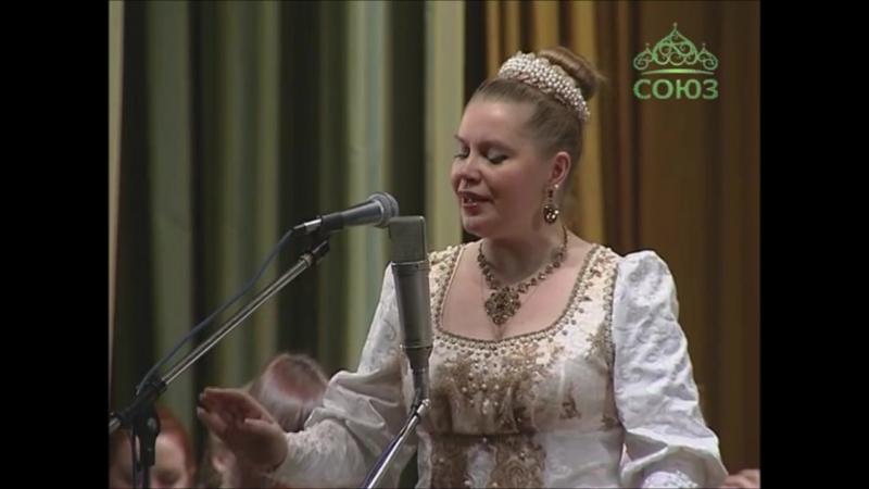 Татьяна Семушина- Край березовый (муз. А. Броневицкий сл. И. Резник)