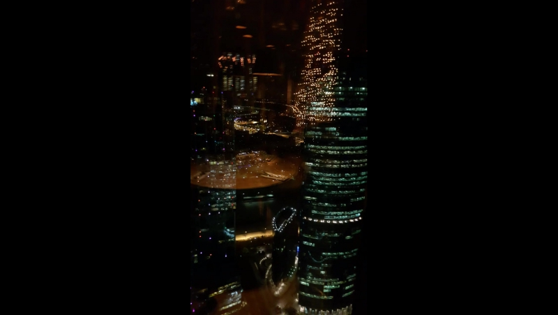 Вид с 62-го этажа башни «Федерация» захватывает дух) р.Сиксти