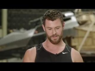 Мстители: Война бесконечности | Видео со съемок №3