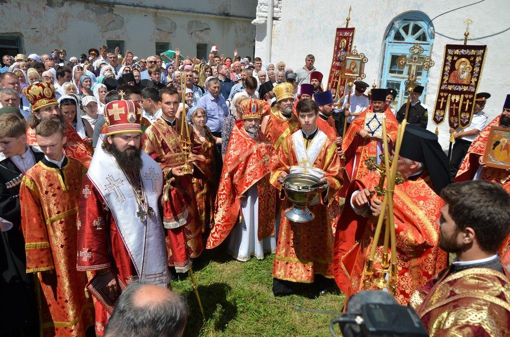 В Ильинском храме отметили престольный праздник