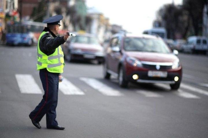 Спецбатальон помогал севастопольским инспекторам в патрулировании дорог с 6 по 12 марта