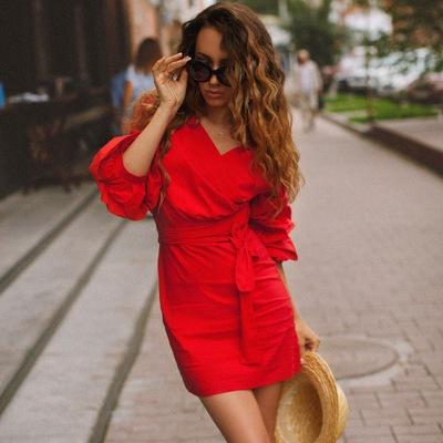 Олеся Цветинская