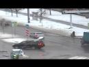 Комфортабельный пешеходный переход на Мира 32 - Попова в Великом Новгороде 01/12/2017 Колмово.ру