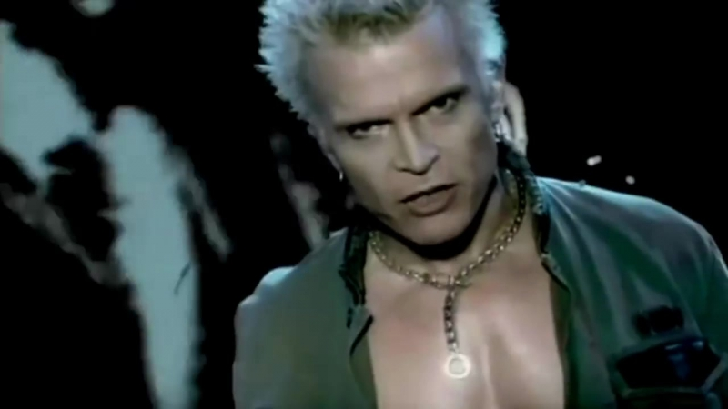 Billy Idol - Scream (Official Video) (2005)