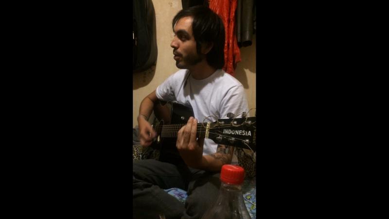 Студент из Колумбии красиво спел на испанском Xoel López - Tierra