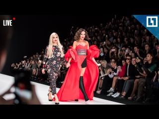 Показ Bella Potemkina на Mercedes-Benz Fashion Week 2017