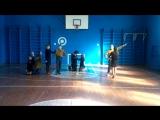 конкурс военно-патриотической песни 7-А класс (2017 г)
