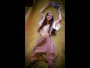 Анастасия Подлесная. Танец с венком.