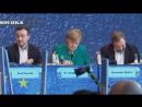 Deutschlandtag 2017 Mitglied der JU fordert indirekt Ruecktritt von Merkel und wird ausgebuht
