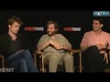 02.08.2017 - Интервью для ExtraTV, Лос-Анджелес
