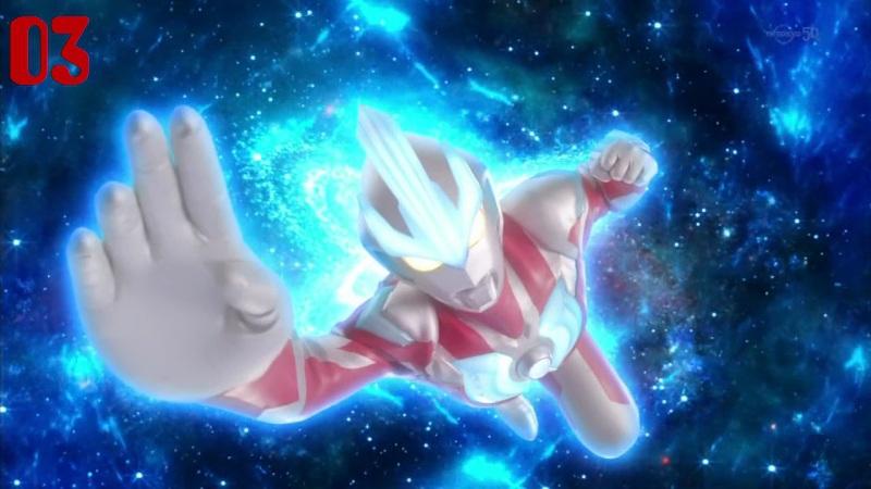 [dragonfox] Ultraman Ginga - 03 (RUSUB)