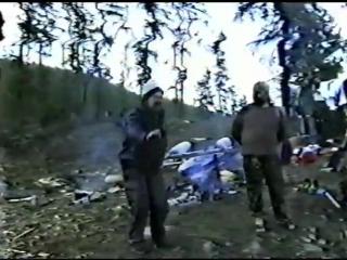 Поход поморов в забайкалье или Репка. Урик и Утулик (2001)