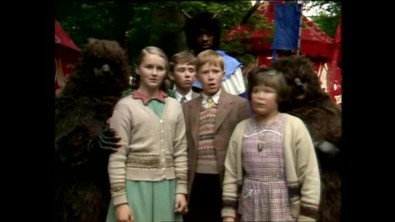 8619-2.Хроники Нарнии 1 Лев, колдунья и платяной шкаф(1988)