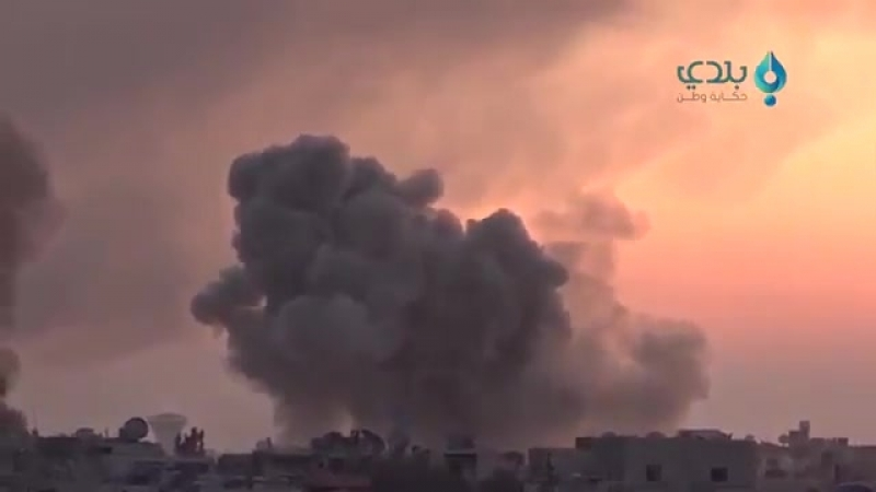Syrian Army fires deadly missiles on Islamist insurgents in east Damascus