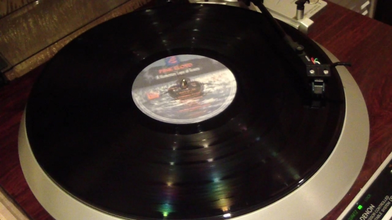 Pink Floyd Learning To Fly 1987 vinyl