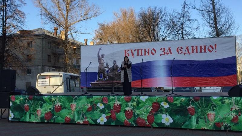 Жены Офицеров Виктория Семушкина