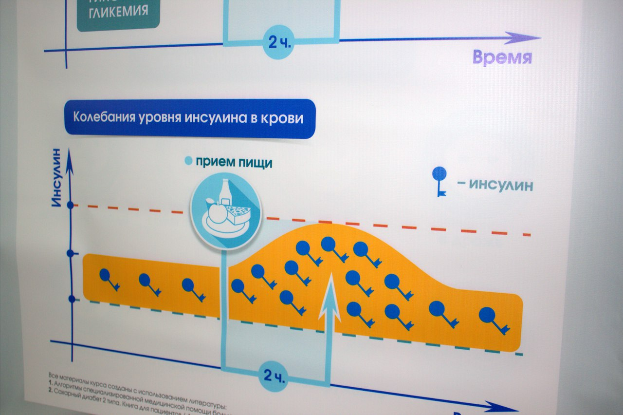 Ноябрьский курс Школ саморегуляции диабета в г.Богородск