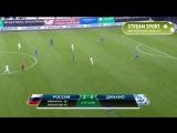 Обзор матча Сборная России 3-0 Динамо (Москва). Товарищеский матч