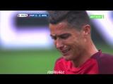 Травма Роналду в финал ЧЕ | BORD | vk.com/footreviews |