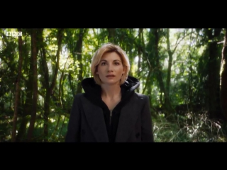 Introducing Jodie Whittaker as The Doctor!