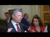 Юрий Бойко: Оппозиция должна оставаться единой. Слухи о расколе в ОППОЗИЦИОННОМ БЛОКЕ выгодны исключительно власти.