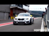 Check Out This Coyote 5.0 #V8 #BMW #M2 at Spa