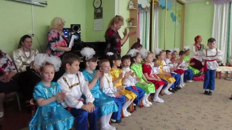 MVI 1534Мастер класс Русский сувенир в 95 детском саду г Омска
