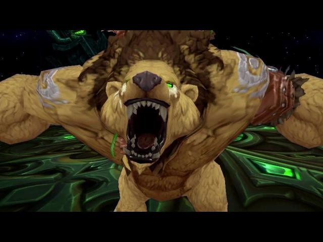 World of Warcraft Legion | Героический режим | Гробница Саргераса | Последний довод Королей