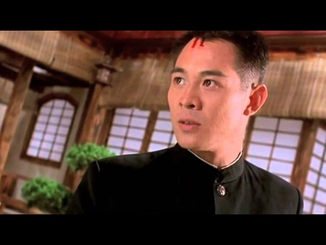 Джет Ли против генерала Фуджита Jet Li against General Fujita