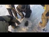 ТОП 10 неожиданных улов на зимней рыбалке-Смешные случаи на рыбалке!