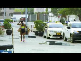 Kenenisa Bekele drops out of 2017 Dubai Marathon
