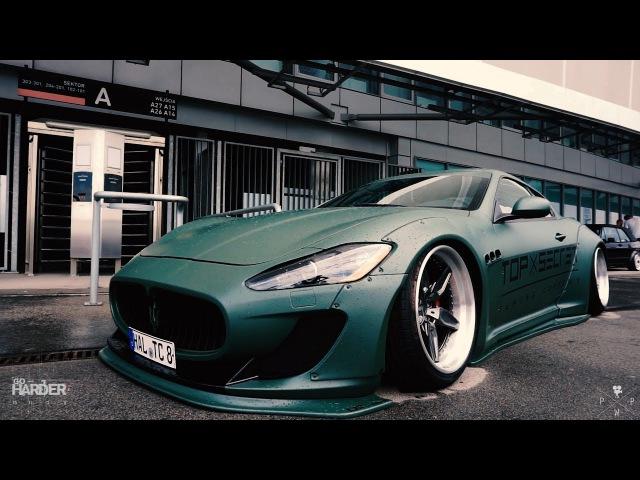 Maserati Gran Turismo LB ✖ Teaser ✖ Top Secret Tuning
