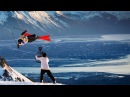 Sending it with Bobby Brown in Alaska.   Roots Lead to Water BTS