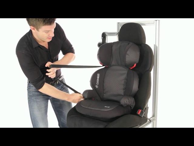 Maxi Cosi Rodi SPS Car Seat Kiddicare