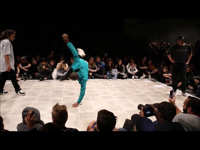 Neguin Atatab vs Saidon Lawson [2on2 1/8 Final] ► LCB Choose YOUR Destiny 2017